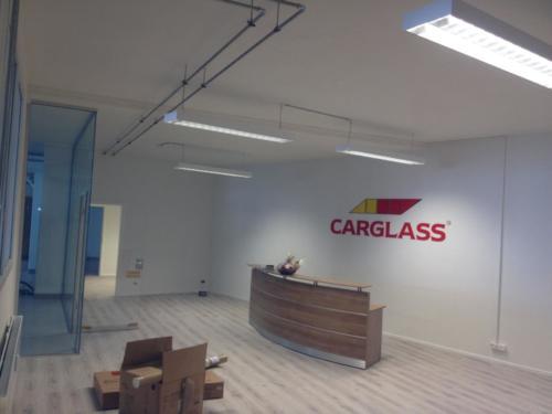 Carglass Pratteln  Werkstatt / Büro 4