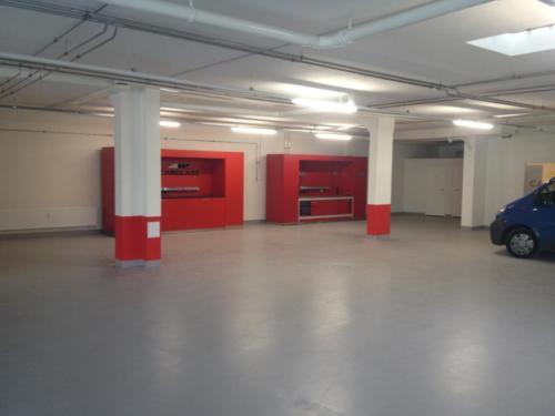 Carglass Pratteln  Werkstatt / Büro 3