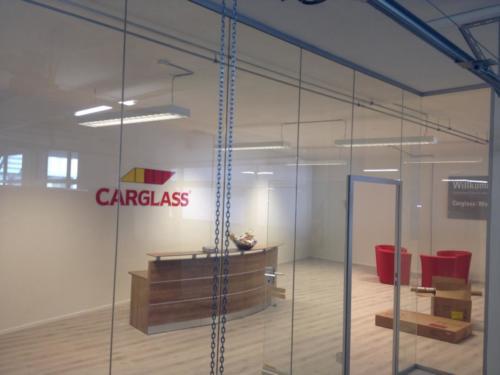 Carglass Pratteln  Werkstatt / Büro 1