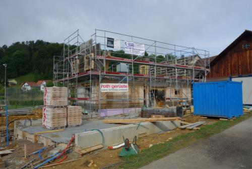 Neubau EFH Arboldswil 4
